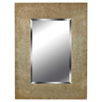 Kenroy Home Wall Mirror - Brass