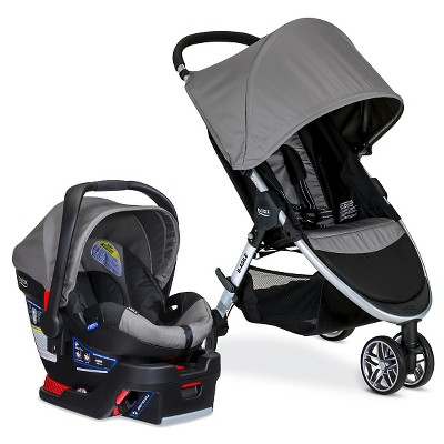 Baby Travel System Britax - Gray