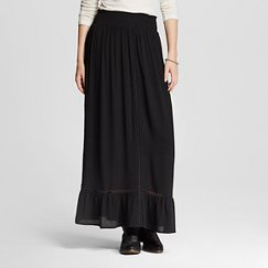 Women's Tiered Maxi Skirt Mossimo Supply Co.  (Junior's)
