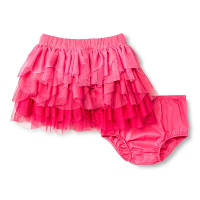 Tutu Skirts Genuine Kids Pink Taffy 18 M