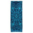 Evergreen Lux  Medallion  Beach Towel Lux - Turquoise