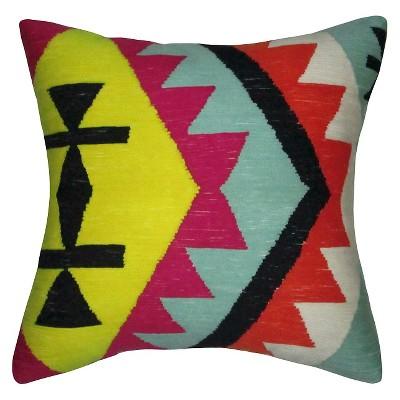 Decorative Pillow Threshold Urban Yellow Multi-colored