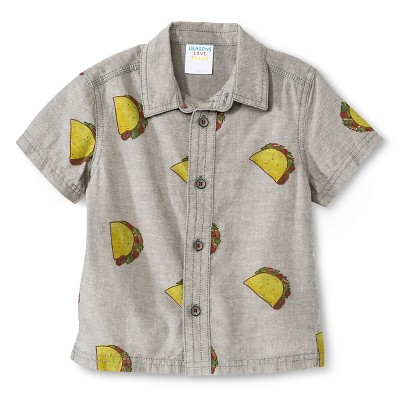 Male Button Down Shirts Radiant Gray 18 M