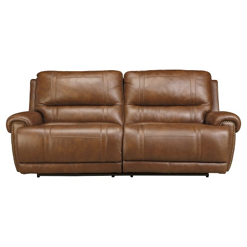 Paron 2 Seat Reclining Power Sofa Ashley Furniture Ebay