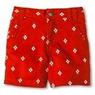 Toddler Boys' Chino Short - Red Orange - Genuine Kids™ from Oshkosh®
