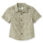 Toddler Boys' Button Down Shirt - Green - Genuine Kids™ from Oshkosh®