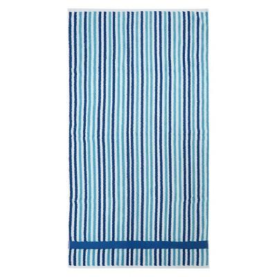 Pillowfort™ Striped Bath Towels