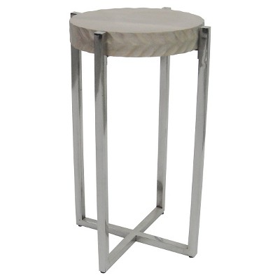 Threshold™ Accent Table Round