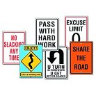 """TREND """"Life Signs"""" ARGUS Poster Combo Pack, 6 Posters/Pack"""