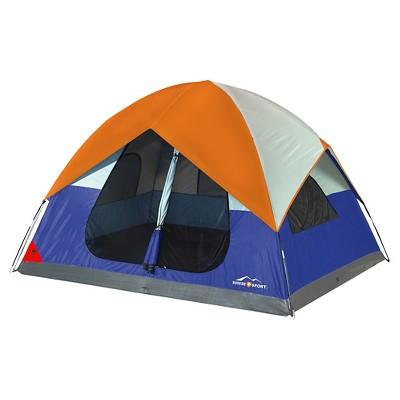 Suisse Sport® Yosemite 10' x 8' - 5 Person Tent