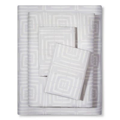 Sheet Set Linear Block (Queen) - Nate Berkus™