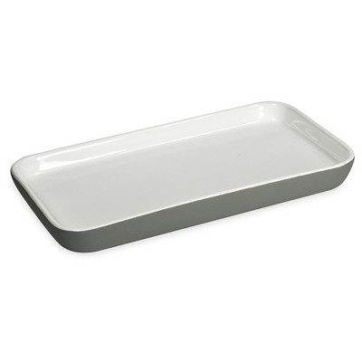 Room Essentials™ Soft Ceramic Tray - Grey