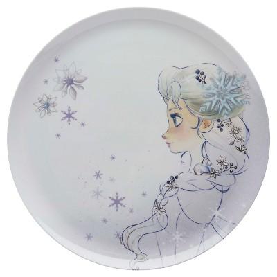 Frozen Elsa Sketch 10in Dinner Plate