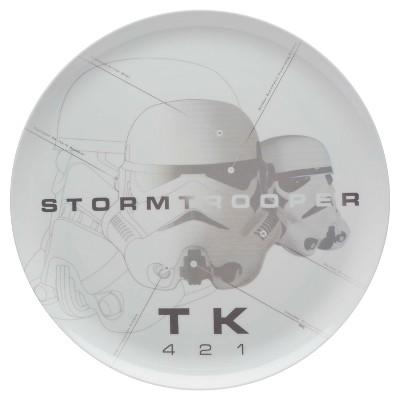 Star Wars Storm Trooper Sketch 10in Dinner Plate