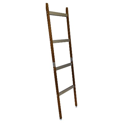 Threshold™ 5 ft. Storage Ladder - Oak