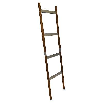 Threshold™ 5 ft. Storage Ladder - Oak