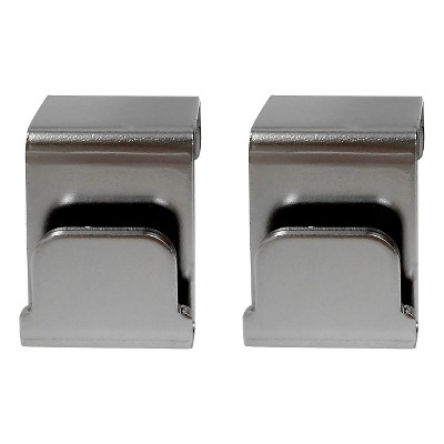Threshold™ Storage Ladder Basket Hooks - Brushed Nickel