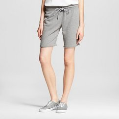 Women's French Terry Bermuda Short - Mossimo Supply Co.™ (Juniors')