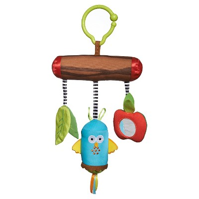 Tiny Love Woodland Wind Chime Clip on Toy