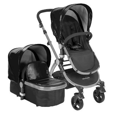 Babyroues Le Tour LUX II Black/Black