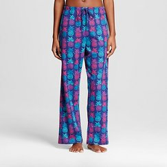 BHPJ by Bedhead Pajamas Women's Sleep Pajama Pant - Jewel Tone Pineapples