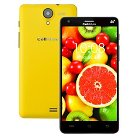 Cell Phone CellAllure Yellow