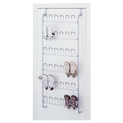 Neu Home Overdoor Wire Shoe Rack