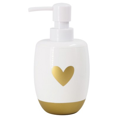 Heart Soap Dispenser Multicolored - Pillowfort™