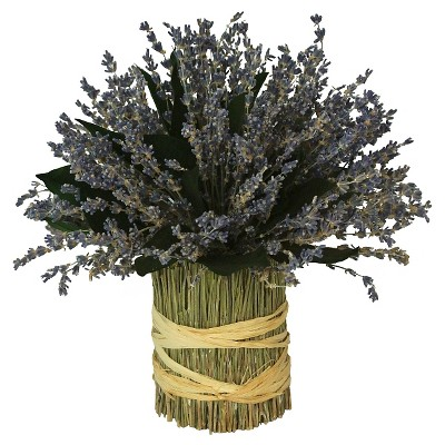 Lavender bundle with green leaf - Smith & Hawken™