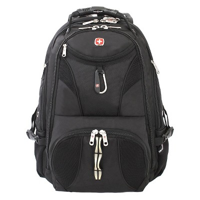 SwissGear ScanSmart Backpack Black