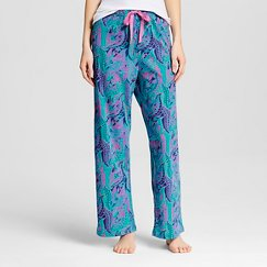 BHPJ by Bedhead Pajamas Women's Sleep Pajama Pant - Jewel Tone Florals