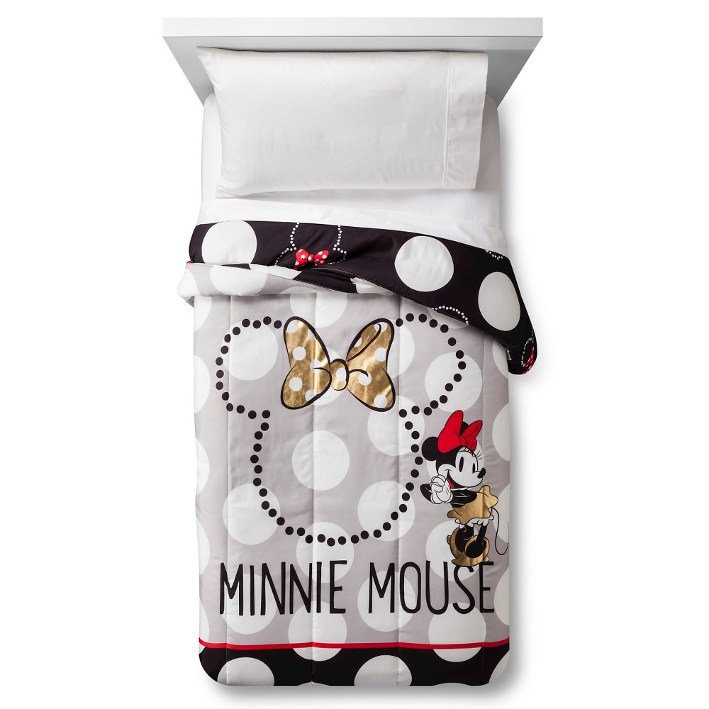 Minnie Mouse Rock the Dots Bedding Set