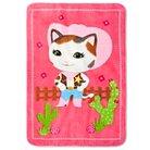 "Sheriff Callie® Blanket - 62""x90"" - Pink"