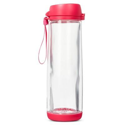 Aladdin Encase 18 oz Water Bottle - Pink