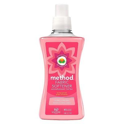 Method Spring Garden Liquid Fabric Softener - 53.5 Fl Oz