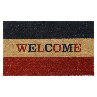 "Threshold™  Americana Doormat - Multi-Colored (18""x30"")"
