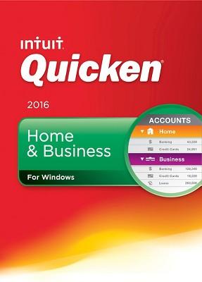 Quicken® Home & Business 2016