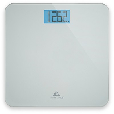 Weight Gurus AppSync Smart Scale - Silver
