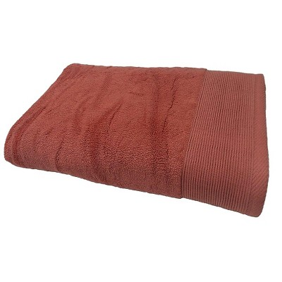 Bath Sheet Wave Light Red - Nate Berkus™