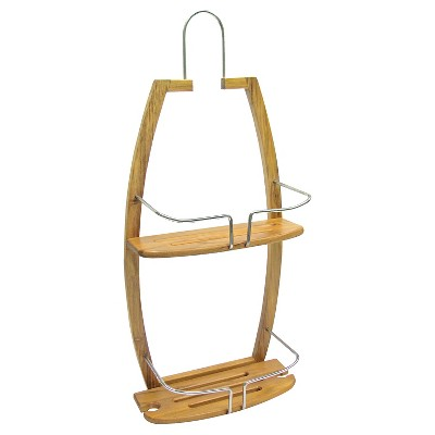 Shower Caddy Bamboo Spa Sensations