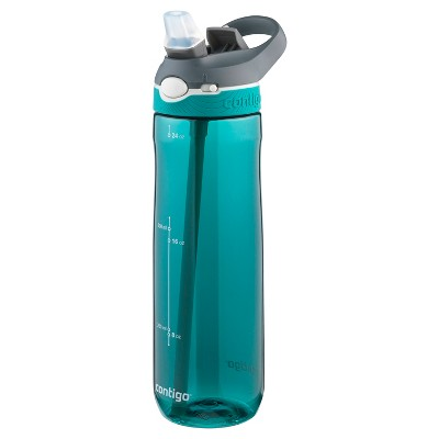 Contigo 24oz Ashland Water Bottle - Turquoise