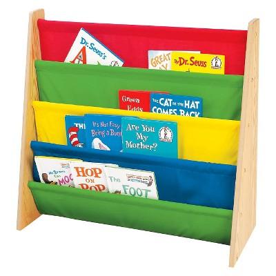 Tot Tutors Primary Book Rack