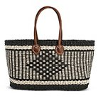 Women's Straw Pattern Tote Handbag-Merona™