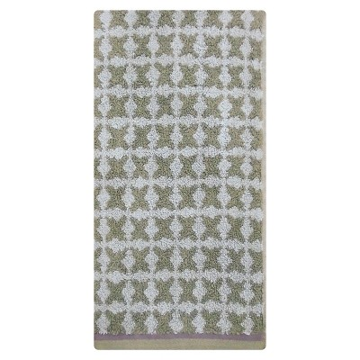 Threshold™ Hand Towel - Tile Grey/Purple