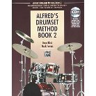 Alfred's Drumset Method Book 2 ( Alfred's Drumset Method) (Mixed media product)