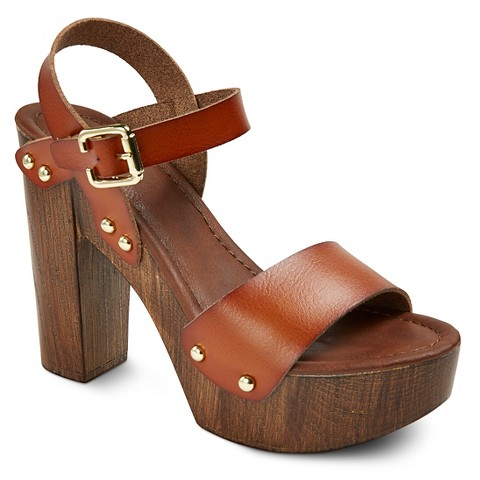 Women's Cali Quarter Strap Sandals - Mossimo Supply Co. ™