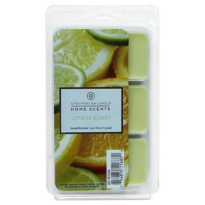 Home Scents™ Wax Melts - Citrus Burst