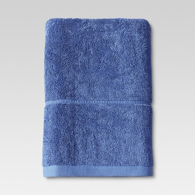 Threshold™ Botanic Bath Towel - Blue Monday