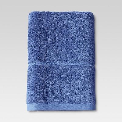 Threshold™ Botanic Bath Towel - Blue Monday