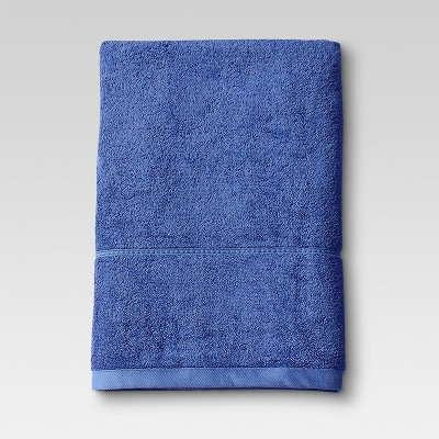 Threshold™ Botanic Bath Sheet - Blue Monday
